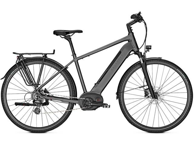 Kalkhoff Endeavour 3.B Move - Bicicletas eléctricas de trekking - Diamant 500Wh negro